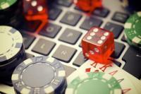 jetons ordinateur casino dés